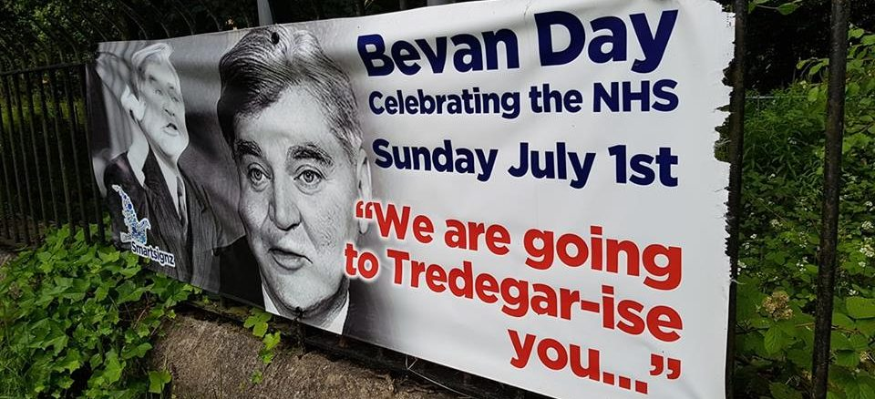 bevan day poster