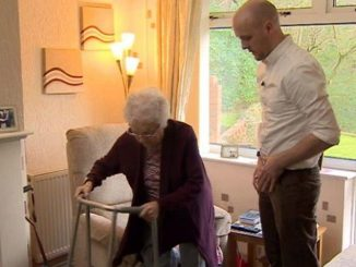 care homes bbc