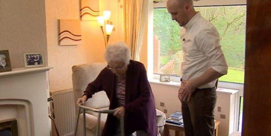 care homes bbc